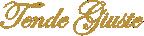 Tende Giuste Logo