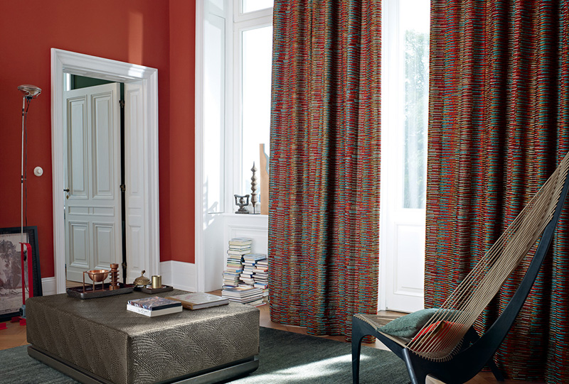 Zimmer+Rohde interno arredamento tende moderne