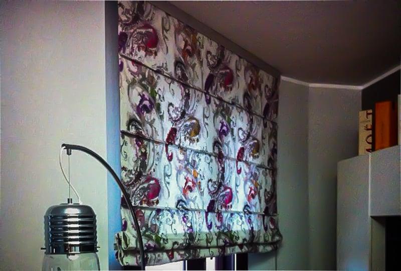 Tenda da interni camera da letto confezionata