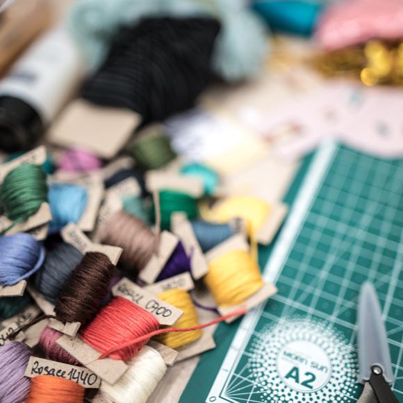 Cotone prodotto su misura cucito tessuto tenda confezionamento complemento poltrone divani